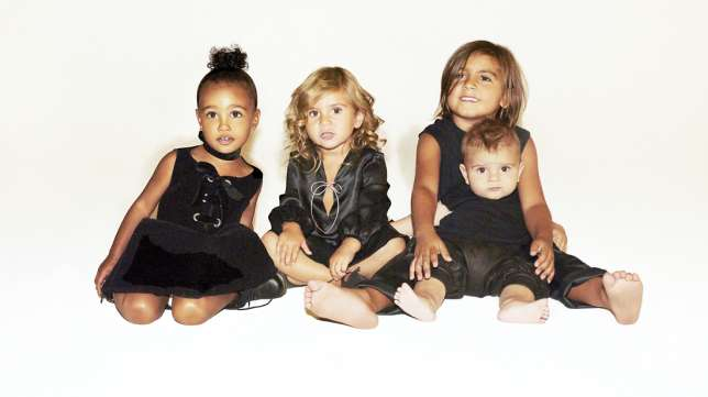 The kardashians have released their much anticipated christmas card