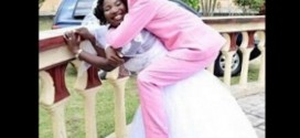 SEE The Most Bizarre Hug Between A Groom And The Bride [Photo]