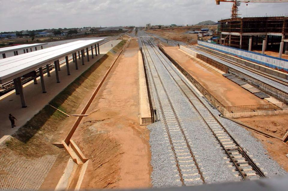 Image result for Lagos-Ibadan Rail line