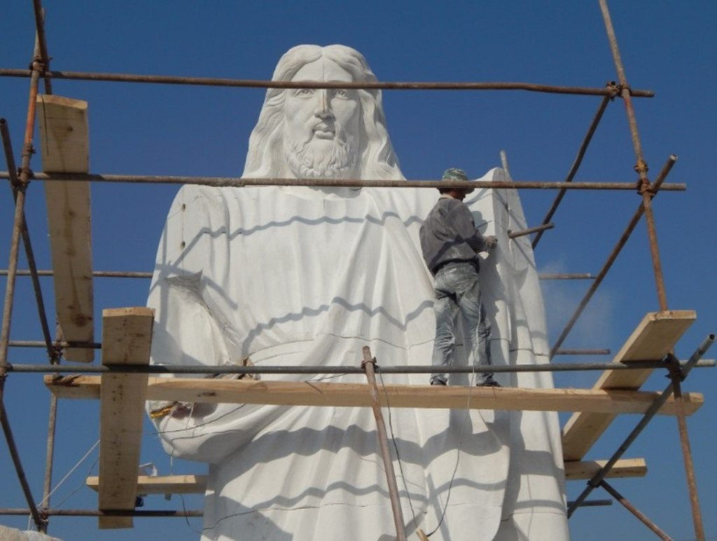 Africa's Tallest Statue Of Jesus Unveiled In Imo [Photo ...