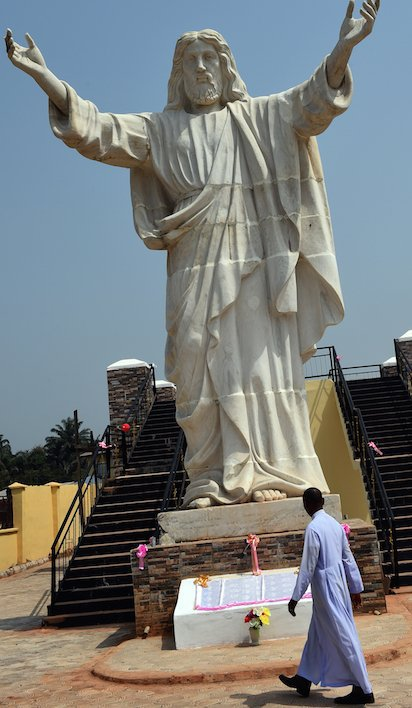 Africa S Tallest Statue Of Jesus 7 Facts About It You