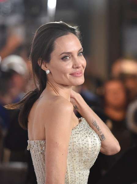 Actress And Mother Of 6 Angelina Jolie Quot I Never Wanted