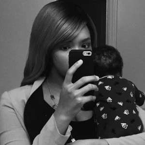 Photo of Wizkid's Second Baby-mama Shares New Photo With Their Alleged Son