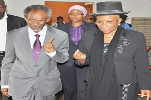 Chief Justice of Nigeria-Justice Mahmud Mohammed-Justice Rosaline Bozimo