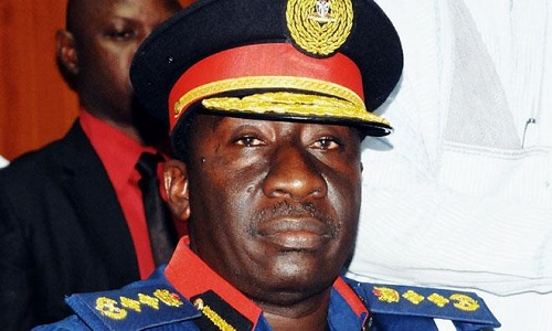 Commandant General of Nigeria Security and Civil Defence Corps -Abdullahi Gana Muhammadu