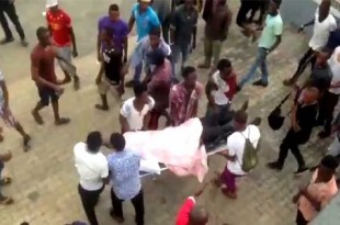 UNIPORT-protest-student-killed