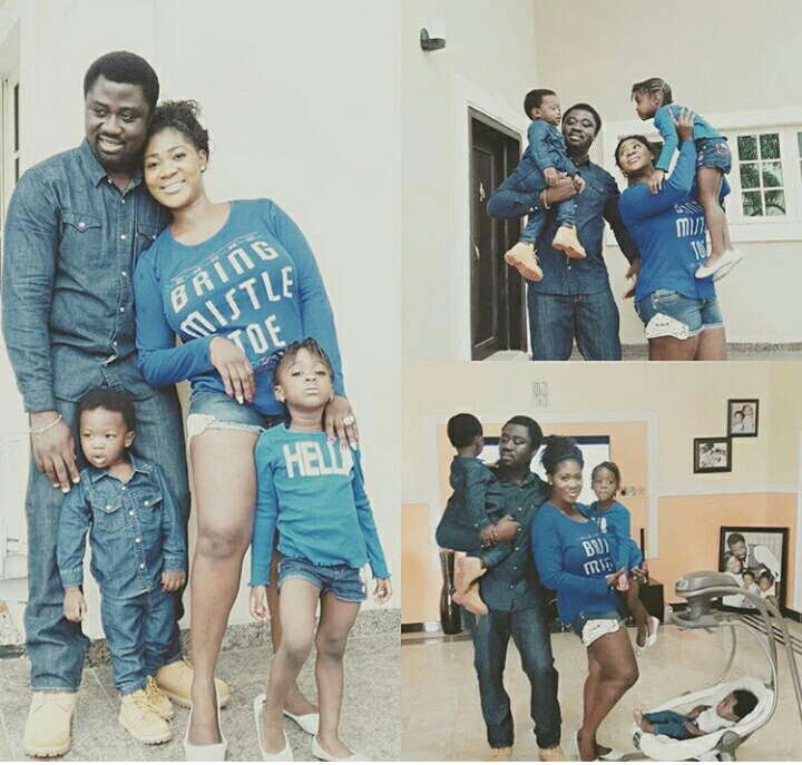 Image result for mercy johnson family