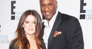 New York, United States. 30th April 2012 -- File image: 04/30/2012, E! Upfront, New York. Khloe Kardashian Odom and Lamar Odom. -- Lamar Odom, the former basketball star and ex-husband of Khloé Kardashian, was rushed to a Las Vegas hospital Tuesday after he was found unresponsive in a Nevada brothel, authorities said. FILE IMAGES