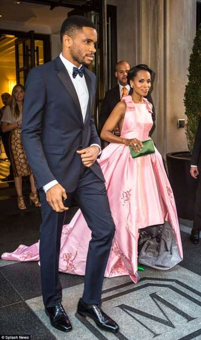 Picturesof kerry washington parents