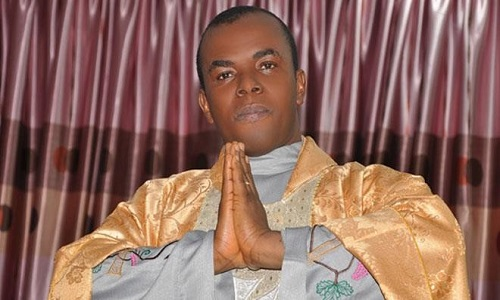 They said Buhari is change, but Atiku is bureau de change – Father Mbaka