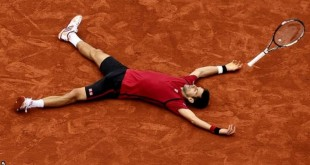World Number 1 Novak Djokovic