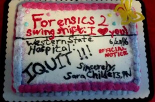 Nurse-quits-Washington-state-hospital-with-official-notice-printed-on-cake