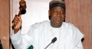 Speaker of the House of reps, Yakubu Dogara