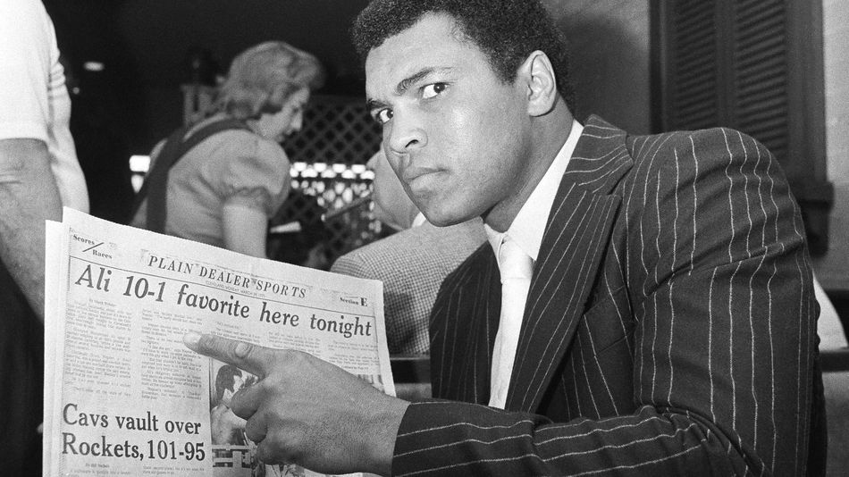 Why muhammad ali changed his name from cassius clay information