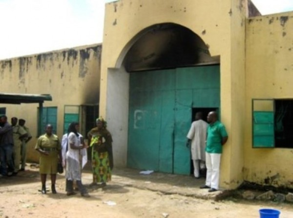 15 inmates break out of Enugu prison