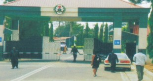 Abia-Government-House Gate