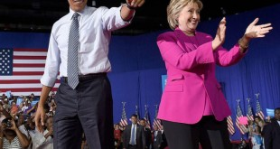 Fired-up..Obama-and-Clinton-696x522