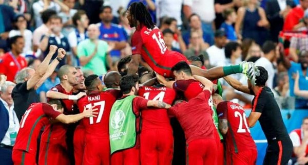 Portugal Beat France To Win Euro 2016!