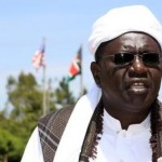 Malik Obama, half-brother of U.S. President Barack Obama