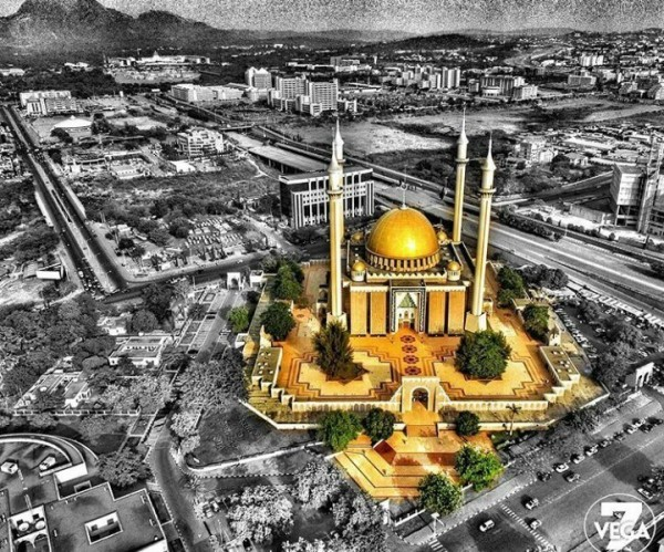 These Aerial Views Of Abuja Will Take Your Breath Away