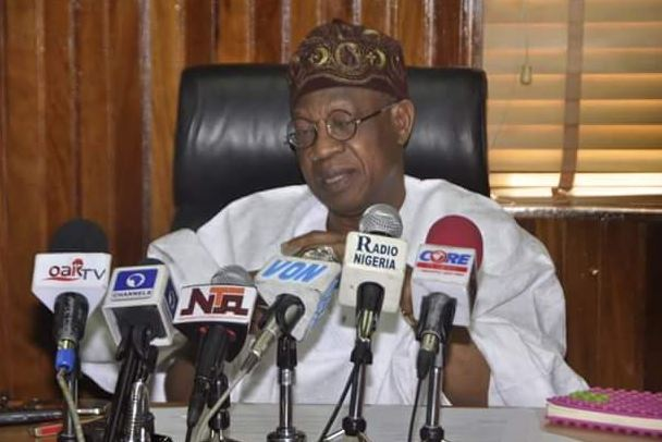 Lai Mohammed Endorses Use Of Barcode In Nigeria Movie