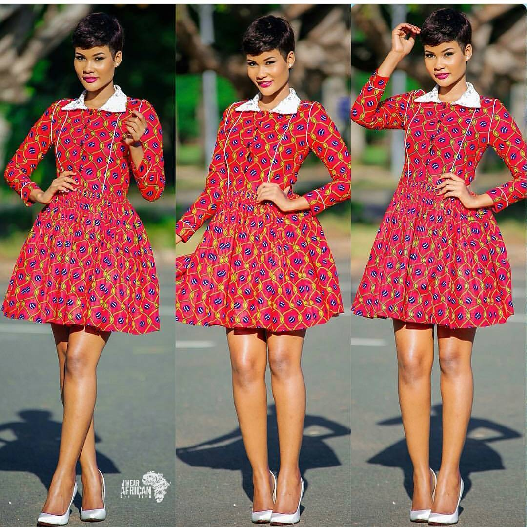 4 ankara dress styles for petite ladies information nigeria 41 1 ombrellifo Images