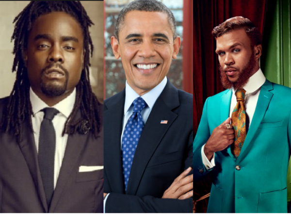 Two Nigerian music stars make President Obama's 2016 Summer