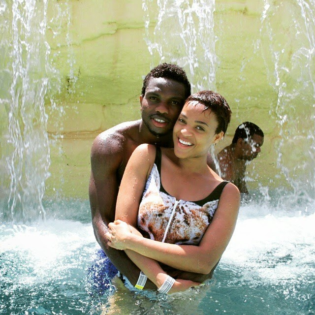 Image result for adaeze and joseph yobo 2016