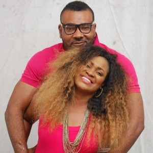 Nollywood actor Prince Eke and wife, Muma Gee welcome their baby