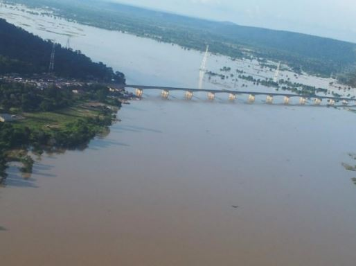 where does river niger and benue meet