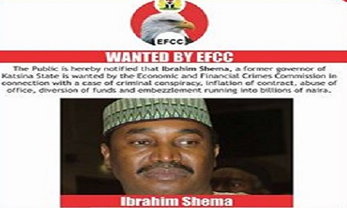 efcc-shema-wanted