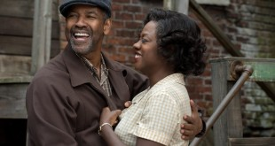 Denzel Washington and Viola Davis star in Fences