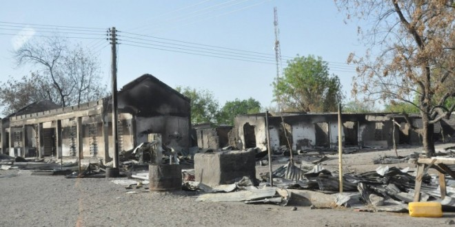 Borno LG Head Commences Reconstruction Of 500 Destroyed