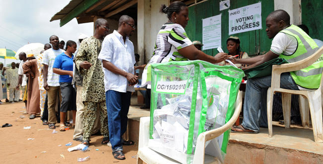 Image result for APC wins Lagos House of  Reps by-election