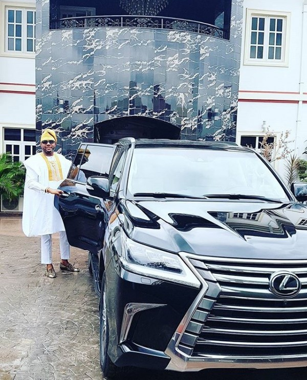 E-Money buys the 2017 Lexus LX 570 - U Will Nt Believe How Much He Bought It