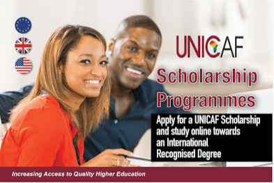 Earn Upto 80% UNICAF Scholarship for a UNICAF University Degree