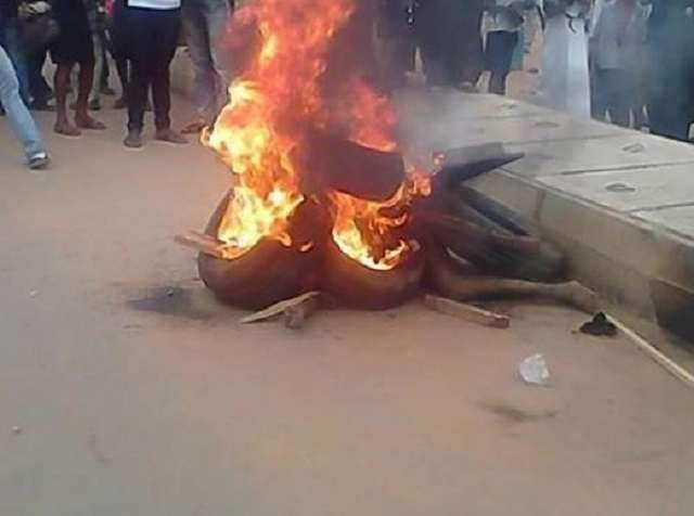 3 Burnt For Kidnapping New Born Baby In Imo Information