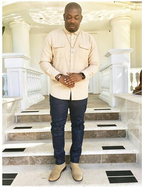 Don Jazzy Buys LA Home