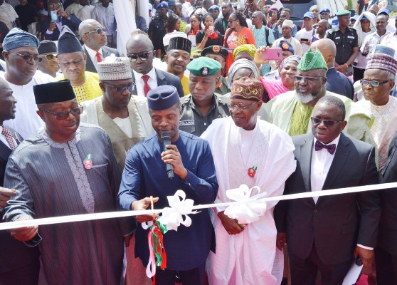 Nigeria Launches Digital Switch Over