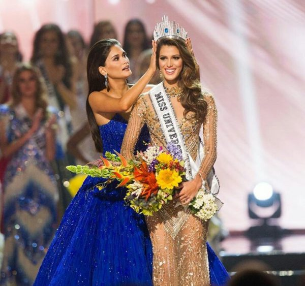 Miss France Iris Mittenaere is the new Miss Universe - INFORMATION ...