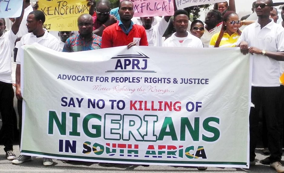 Image result for killing of nigerians in south africa