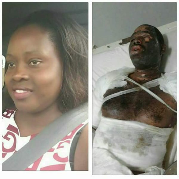 wife caught with another woman