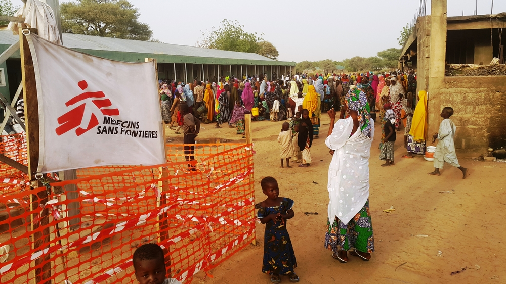 Doctors Without Borders Archives