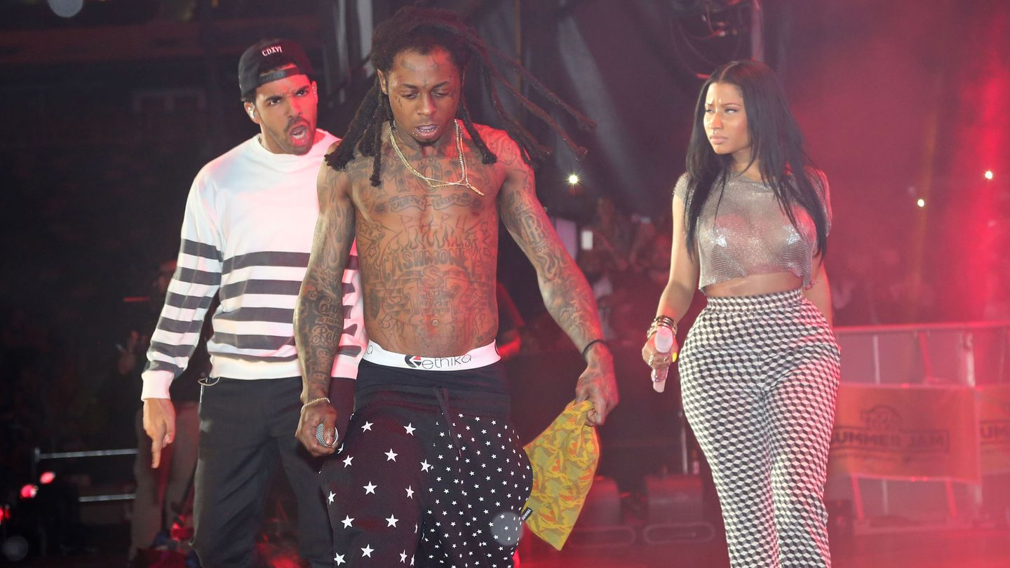 nicki minaj drake and lil wayne reunite information nigeria