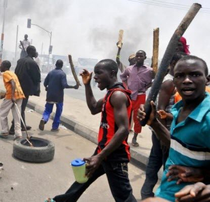 Muslims, Christians Youth Clash In Taraba