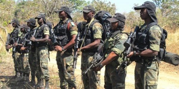 Image result for Edo Ijaw communities soldiers