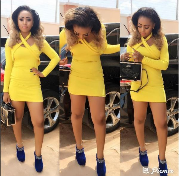 Happy birthday to actress Regina Daniels as she turns 17 years today