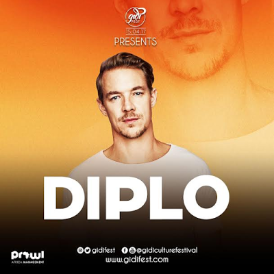 Diplo Causes Stir On Twitter As He Set To Perform At This Year S Gidi Culture Festival