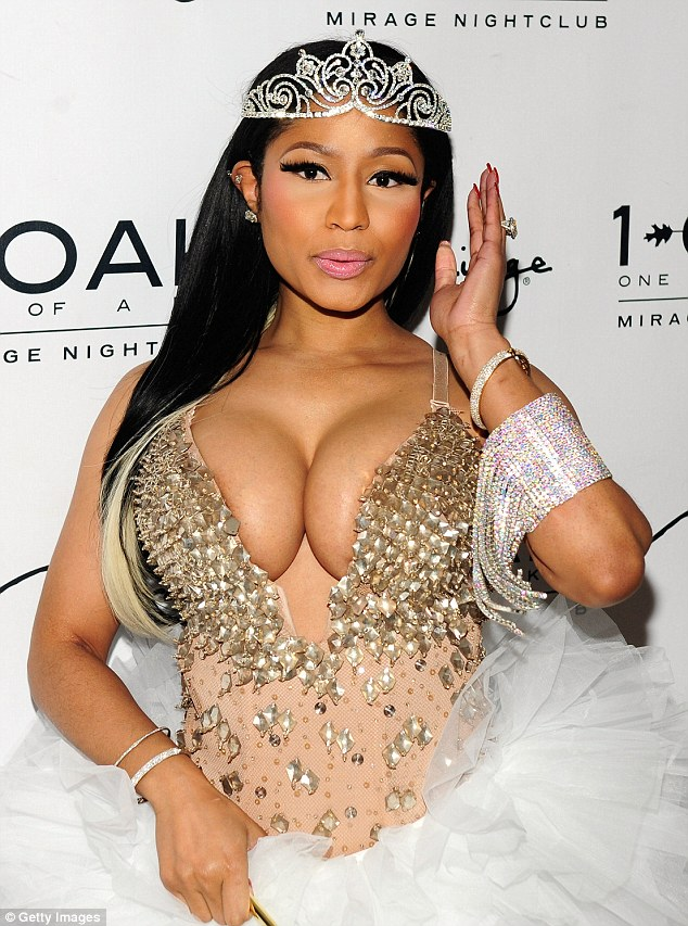 Nicki Minaj Pregnant For Nas Information Nigeria