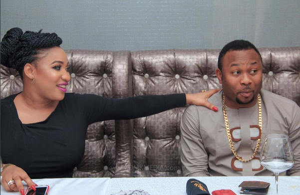 Who is tonto dikeh dating now